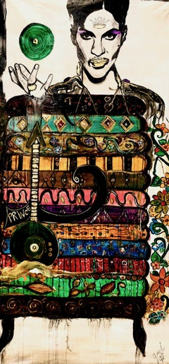 Lebanese Contemporary Art by Suzi Fadel Nassif - The Prince and the Pea