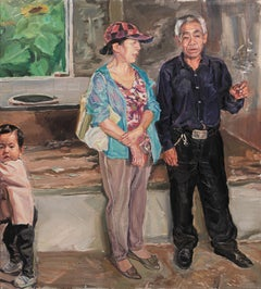 Chinese Contemporary Art by Su Yu - We are Sojourners 2