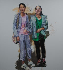 Chinese Contemporary Art by Su Yu - We are Sojourners 5