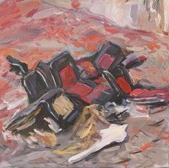 Chinese Contemporary Art by Su Yu - Abandon