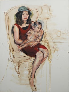 Chinese Contemporary Art by Su Yu - Unfinished