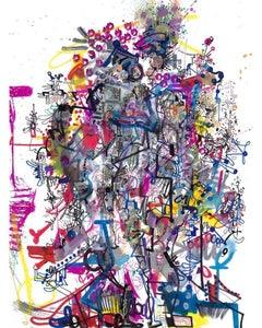 American Contemporary Art by Michael Alan - Freedom is a Choice