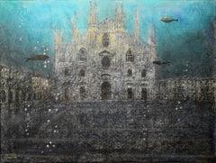 Italian Contemporary Art by Andrea Vandoni - Civiltà Scomparse