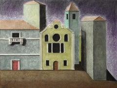 Italian Contemporary Art by Andrea Vandoni - Paesaggi Improbabili 3