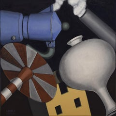 Italian Contemporary Art by Andrea Vandoni - Elements 2