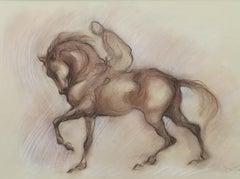 Horse & Master