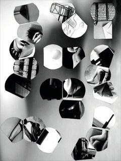 Noir/ Blanc Meta Graphic 01