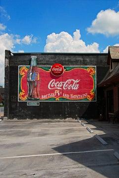Coca-Cola Mural, Fayetteville