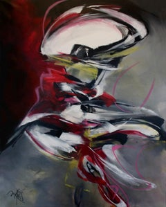 French Abstract Contemporary Art by MABRIS - Chimère
