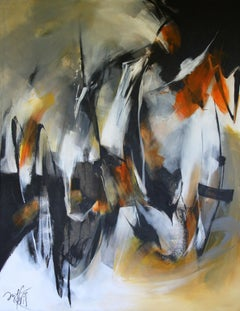French Abstract Contemporary Art by MABRIS - Accolade