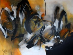 French Abstract Contemporary Art by MABRIS - Arabesque