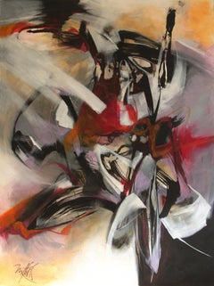 French Abstract Contemporary Art by MABRIS - Apologie