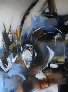 French Abstract Contemporary Art by MABRIS - Synergie