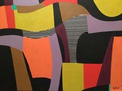 Austrian Contemporary Art by  Brigitte Thonhauser Merk - Big Abstraktion