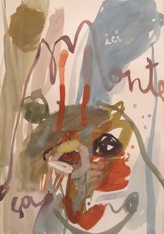 French Contemporary Art by Sandra Detourbet - Ça Monte