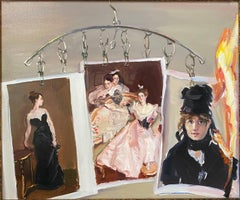 Chinese Contemporary Art by Su Yu - Manet & Sargent
