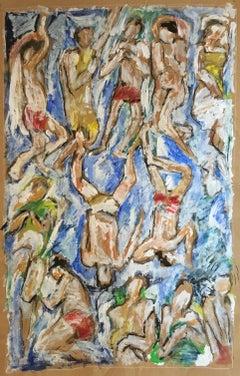 Belgian Contemporary Art by Marc Westhof - Zakone Etude 1
