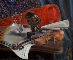 Arts, Oil on Canvas