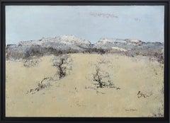 Henri-André Martin, Les Baux de Provence, Oil on Canvas, 1961