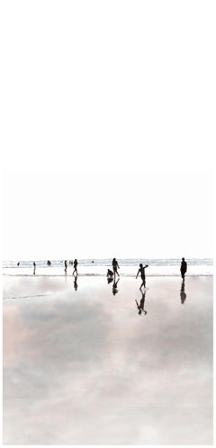 Plage 80 - 21st Century, Contemporary, Beach Landscape Photography