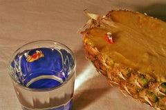 Pineapple - 21st Century, Contemporary, Miniature Photography, Pigment Print