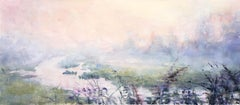 Morning Light - 21st Century, Contemporary, Landscape, Watercolor on Paper