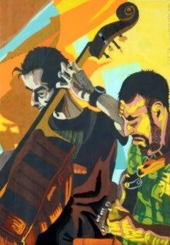 JC Machado Contrabajo & AG Biñas Guitarra - 21st Century, Contemporary, Musician