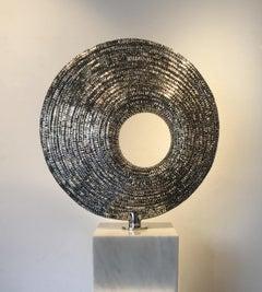 Aurora - 21st Century, Contemporary, Abstract Sculpture, Stainless Steel