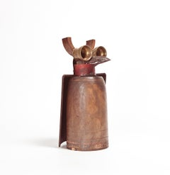 Buho - 21st Century, Contemporary Sculpture, Figurative, Recycled Objects