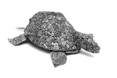 Tortuga - 21st Century, Contemporary Sculpture, Figurative, Recycled Objects