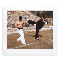 Bruce Lee 'Enter The Dragon' – 'Double Impact' Limited Edition- Pop Art