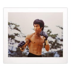 Bruce Lee 'Enter The Dragon' – 'The Moment Before Battle' Limited Edition Colour