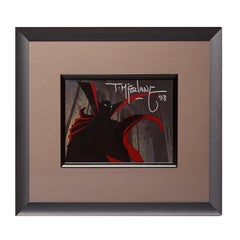 Spawn Animation Cells Limited Edition 2 signed by Todd MacFarlane - Pop Art