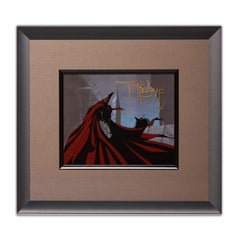 Spawn Animation Cells  Limited Edition 1 signed by Todd MacFarlane. - Pop Art