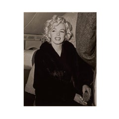 Marilyn Monroe by Kasio Aoki, 1954, On Honeymoon with Joe DiMaggio.