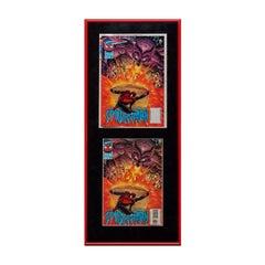 The Spectacular Spider Man Vol. 1 Separations Display - Pop Art, Marvel