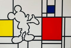 Mondrian and Mickey