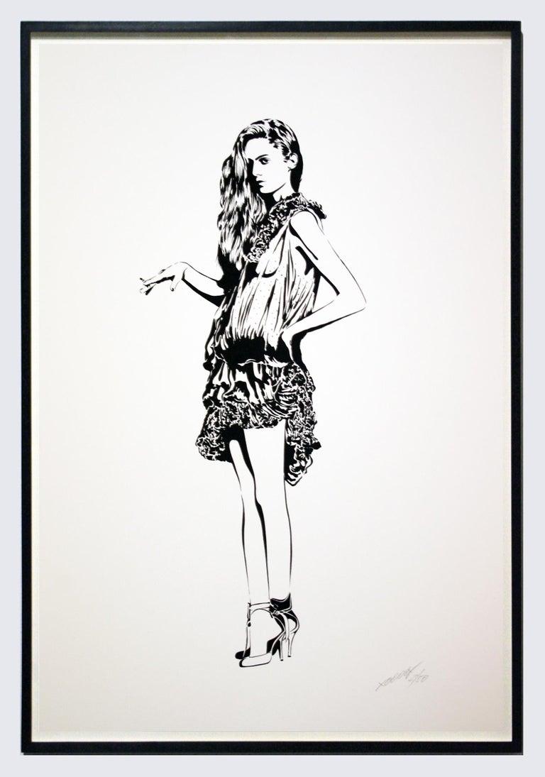 XOOOOX Portrait Print - Transformer IV