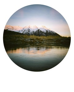 Holga Circle 7  - 21st Century, Contemporary Landscape photography