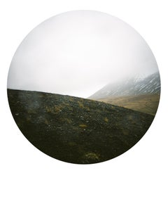 Holga Circle 1 - 21st Century, Contemporary Landscape photography