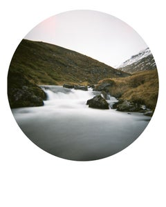 Holga Circle 3 - 21st Century, Contemporary Landscape photography