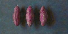 Three of my Muses-21st Century Contemporary Still-life Painting Mario ter Braak