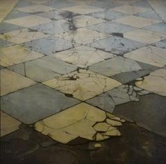 Pretty Broken - Elzo Dibbets, 21st Century Contemporary Painting