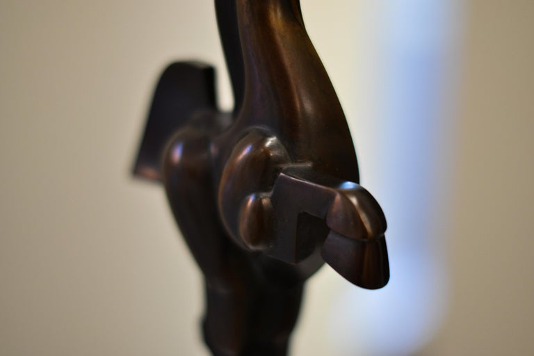 Prima Donna - (small) Frans van Straaten, 21st Century Contemporary Sculpture For Sale 3