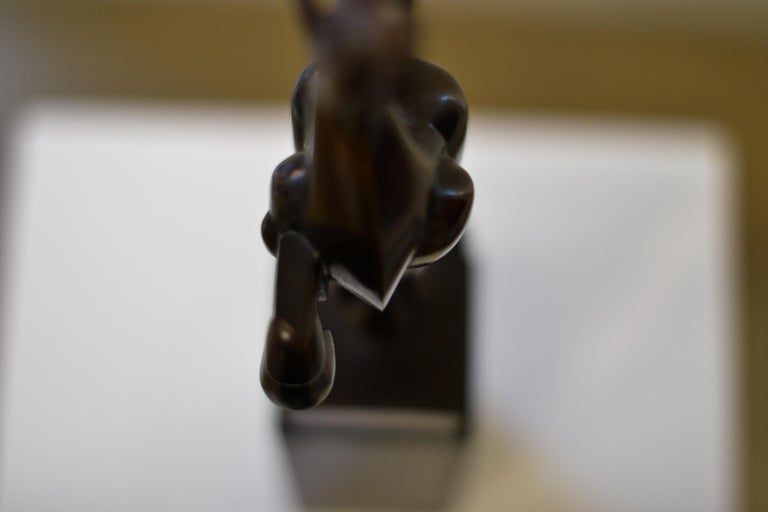 Prima Donna - (small) Frans van Straaten, 21st Century Contemporary Sculpture For Sale 6
