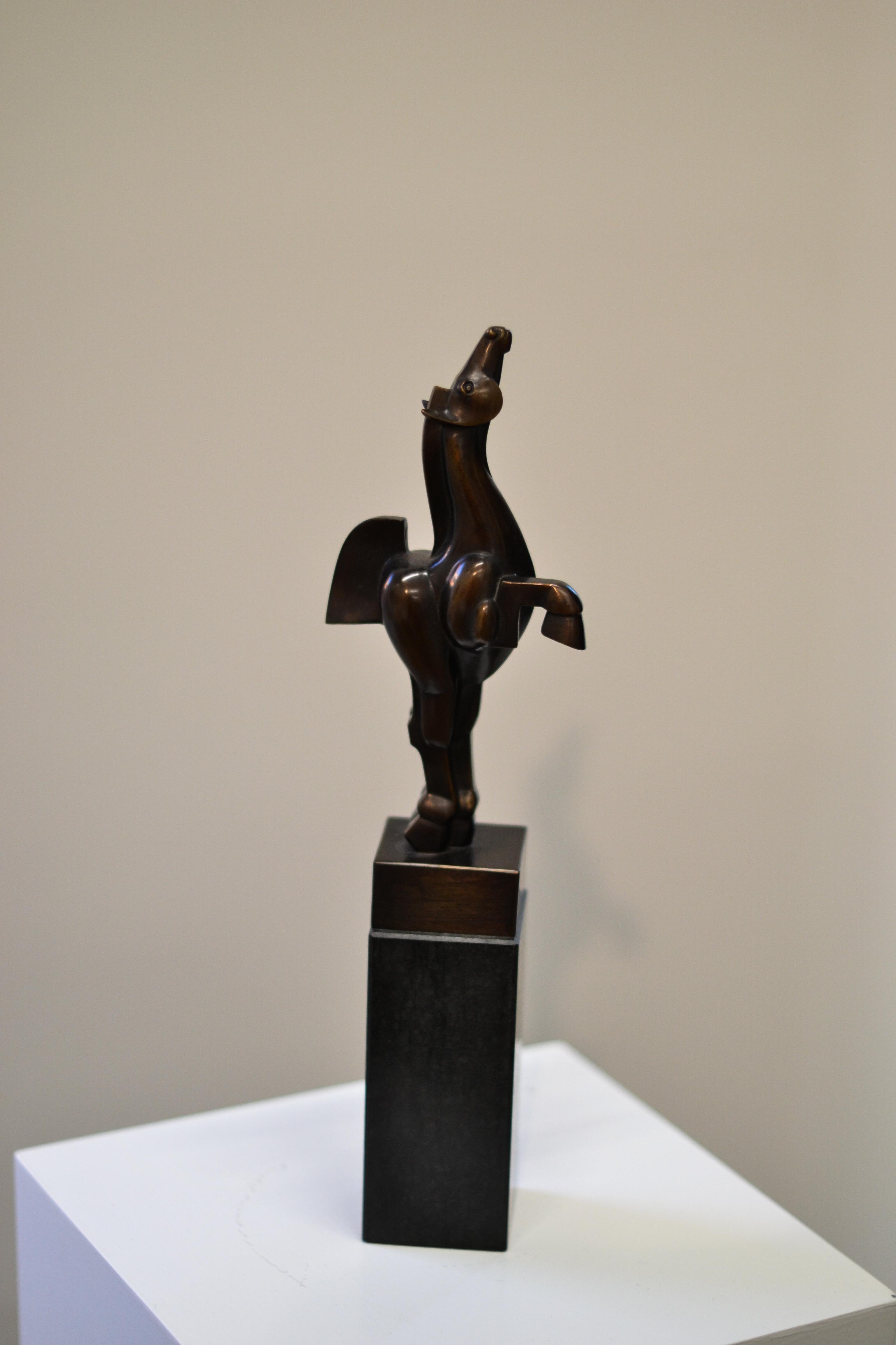 Prima Donna - (small) Frans van Straaten, 21st Century Contemporary Sculpture