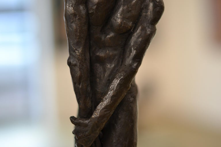 Masculine Naked - Romee Kanis, 21st Century Contemporary Bronze Sculpture Nude For Sale 4