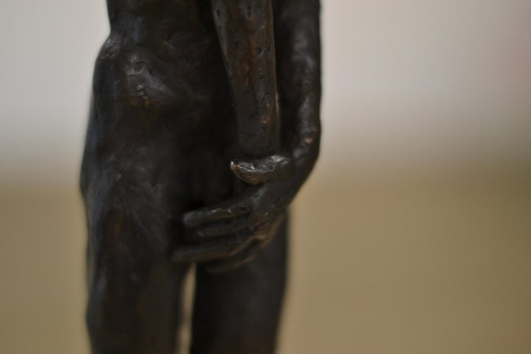 Masculine Naked - Romee Kanis, 21st Century Contemporary Bronze Sculpture Nude For Sale 9