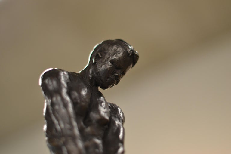 Masculine Naked - Romee Kanis, 21st Century Contemporary Bronze Sculpture Nude For Sale 6