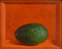 Avocado - 21st Century Contemporary Dutch Still-life Painting
